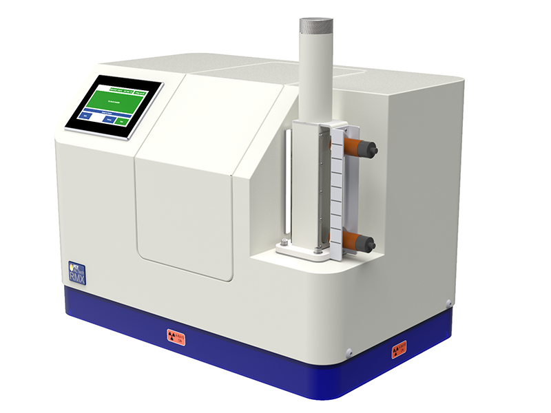 RMX EDXRF high resolution online elemental analyzer for Raw Mix Control, dispersive, spectroscopy, quantitative, element, raw mix, raw meal, online analysis, real time control, elemental analysis, FCT ACTech RMX, RMX, raw meal analyses, raw mix analyses, raw meal analyzer, raw mix analyzer, stable operation, radiation free, quarry kiln mix control material improved process, radioisotopes free